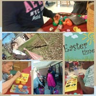 Our Easter Activities